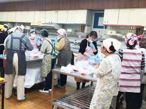 鈴鹿市旭が丘公民館で「たのしいキムチ教室」を開催しました!