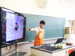 新蟹江小学校で「ぬか漬け教室」を実施しました!