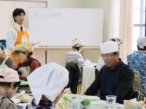 鈴鹿市愛宕公民館にて「たのしいぬか漬教室」を実施しました。