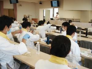 名古屋調理師専門学校にて「たのしいぬか漬教室と発酵食品(漬物)」の講義をしました!