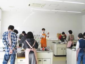 岩倉市生涯学習センターにて「手軽にたのしいぬか漬講座」