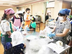 鈴鹿市旭ヶ丘公民館で「たのしい浅漬教室」を開催しました!