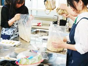 千種台中学校で「食育ぬか漬教室~伝統あるお漬物文化~」を開催しました