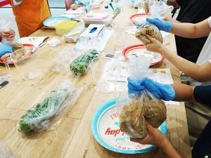 三越恵比寿店にて「たのしいぬか漬教室」を実施しました!