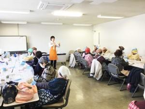 鈴鹿市役所で「ぬか漬け教室」を実施しました!