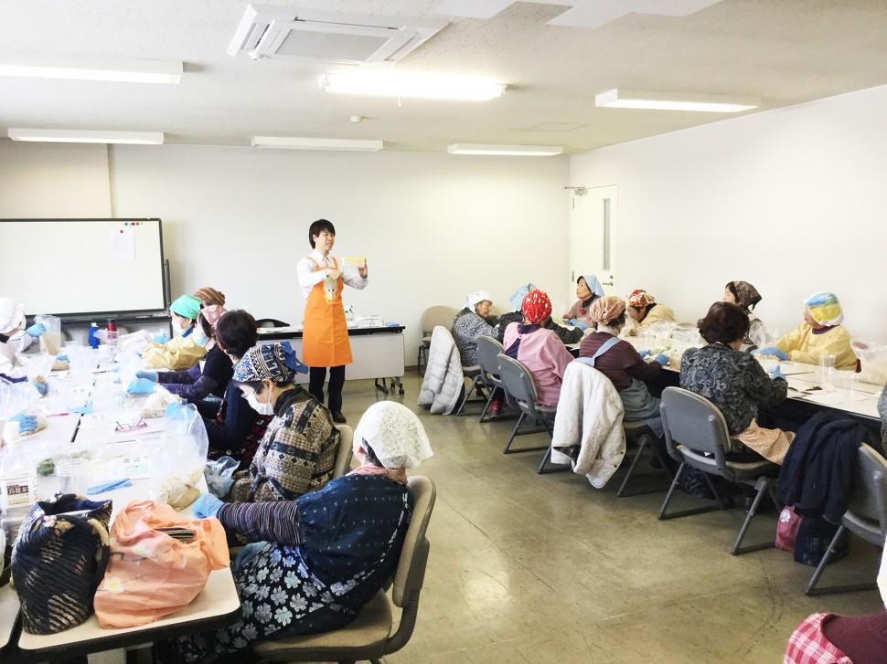 HPぬか漬け教室鈴鹿市生活学校