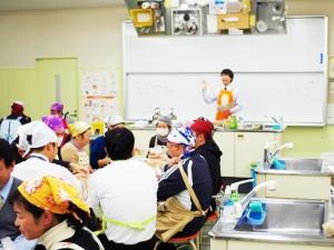 愛知商業高校で「ぬか漬け教室」を実施しました!