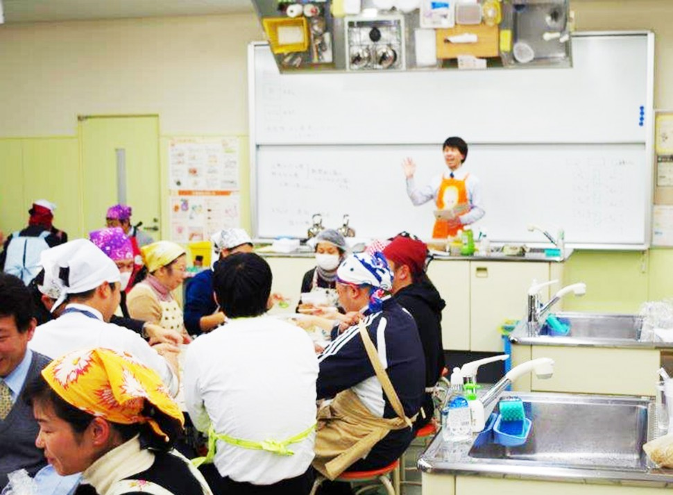HPぬか漬け教室愛知商業高校