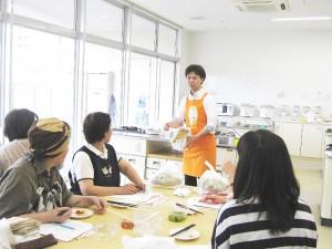 岩倉市生涯学習センターで「手軽にたのしくぬか漬講座」を開催しました!