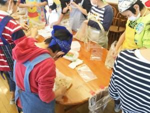 食育「ぬか漬教室」を王子第五小学校で実施しました!