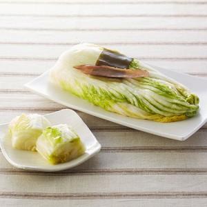 羅臼昆布白菜(減塩)